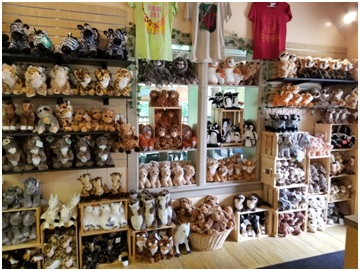 Erie Zoo Gift Shop
