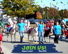 Erie Zoo Parade Applications Available Now!