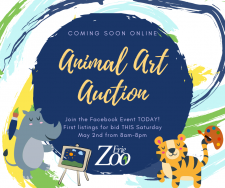 Animal Art Auction on Facebook!