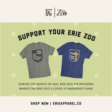 Erie Apparel Supports Emergency Fund