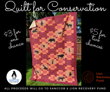 Quilt For Conservation