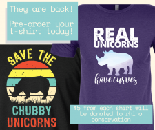 Save the Chubby Unicorn Shirts Are Back Again