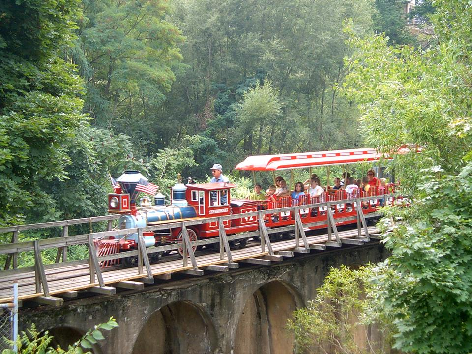 Erie Zoo Train